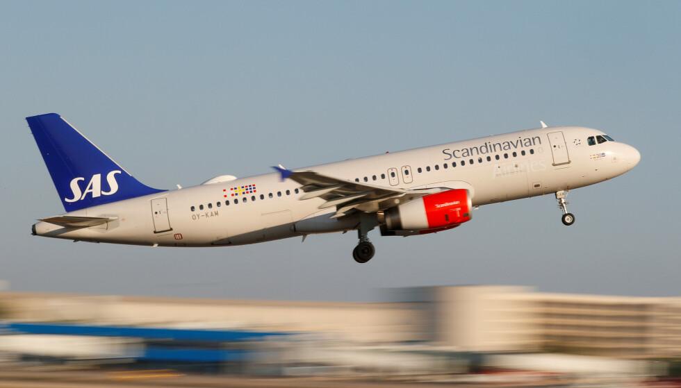 SAS: 560 SAS-piloter mister jobben i kjølvannet av coronakrisa, melder SVT. Foto: REUTERS/Paul Hanna/File Photo