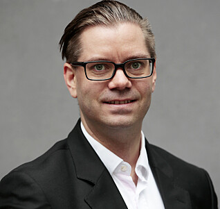 SENIORØKONOM: Marius Gonsholt Hov i Handelsbanken.  Foto: Lise Åserud / NTB scanpix