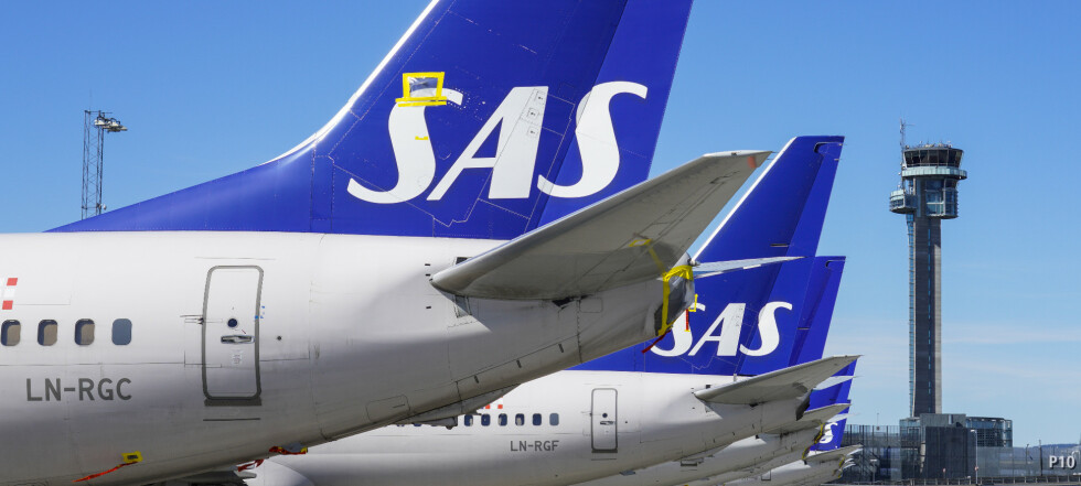 Masseoppsigelse i SAS