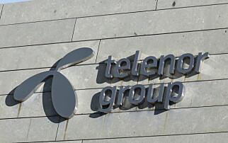 Telenor anker milliardbot