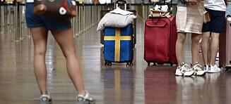 Reisegigant raser etter «svenskebløff»