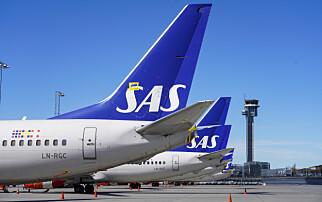 Flere SAS-fly kansellert