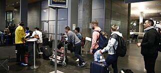 NHO Luftfart vil åpne for svenske mellomlandinger