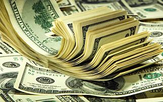 182 000 nordmenn er «dollarmillionærer»