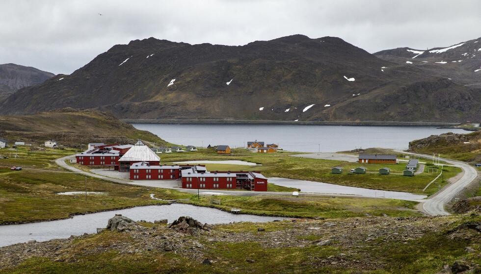 STENGT: Scandic Nordkapp holder i sommer stengt. Foto: Henning Lillegård / Dagbladet