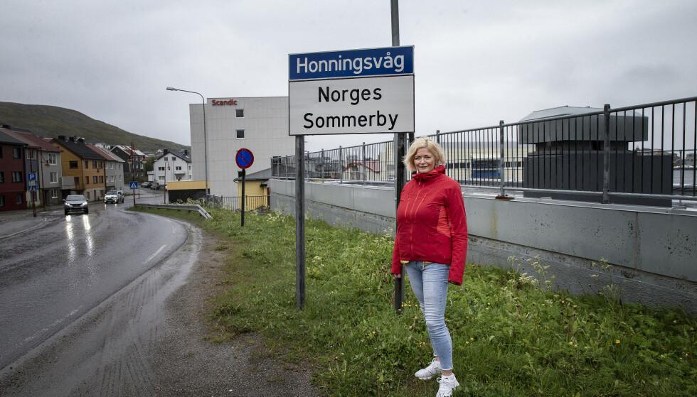 TURISTSVIKT: - Vi er vel hardest rammet av alle. Hele 2020 er ødelagt, sier Kjellbjørg Mathiesen i Arctic Guide Service. Foto: Henning Lillegård / Dagbladet