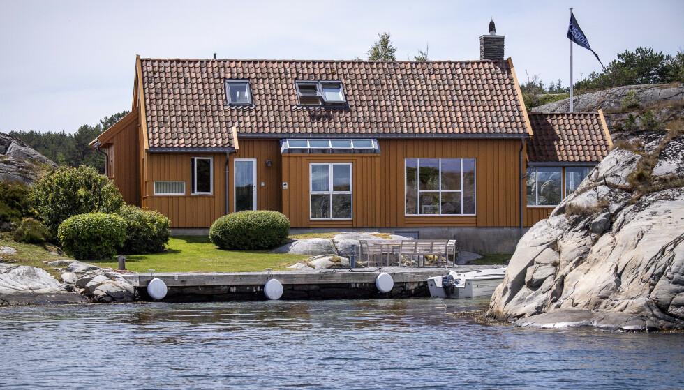 <strong>HYTTE:</strong> Denne hytta kjøpte milliardær Tangen allerede i 2001. Foto: Lars Eivind Bones / Dagbladet.
