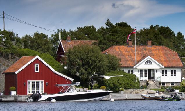 HOTELLKONGEN: Petter Stordalen eier tre eiendommer i Blindleia. Foto: Lars Eivind Bones / Dagbladet.