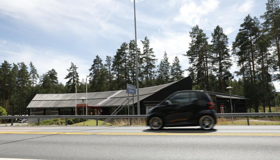 <strong>ÅPNING:</strong> Ifølge seksjonslederen har trafikken vært mye lavere enn normalt den siste måneden. Foto: Christian Roth Christensen / Dagbladet.