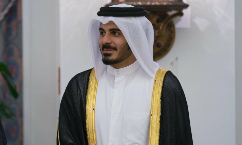 BLØFF: 19 år gammel dro sjeik Khalifa bin Hama bin Khalifa Al Thani til Los Angeles for å utdanne seg, men han gjorde stort sett alt mulig annet enn å gå på skolen. Foto: Wikimedia