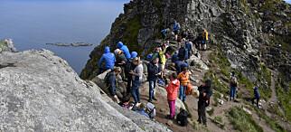 Norsk turistsjokk: - Ekstremt