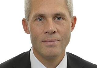 ADVARER: Kjell-Arne Ottosson.