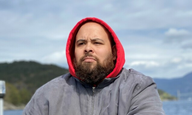 OPPGJØR: LO-tillitsvalgt Richard Storevik varsler mobilisering mot en reklamekampanje for kredittkort for unge i regi av LOs fordelsprogram LO Favør. Foto: Privat
