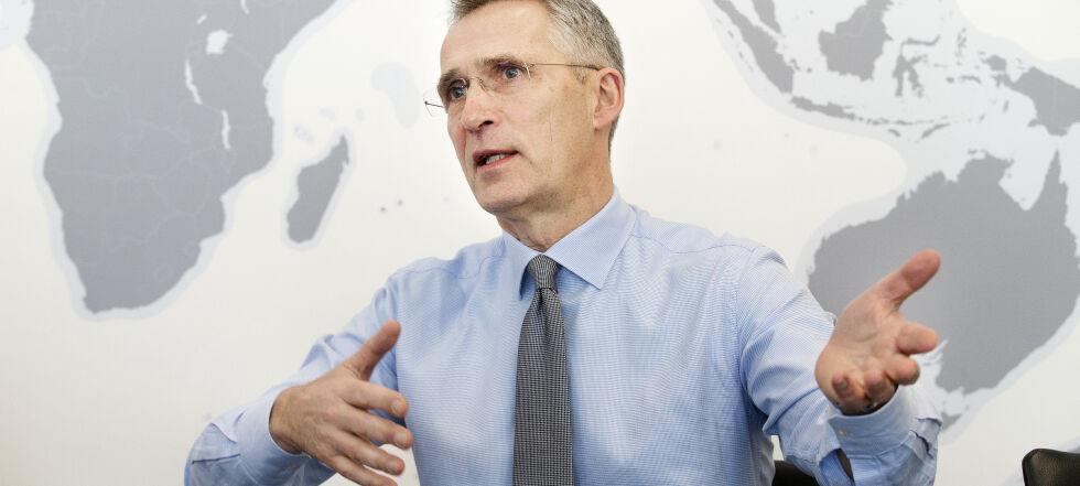 Stoltenberg har kjøpt hytte til 14 millioner