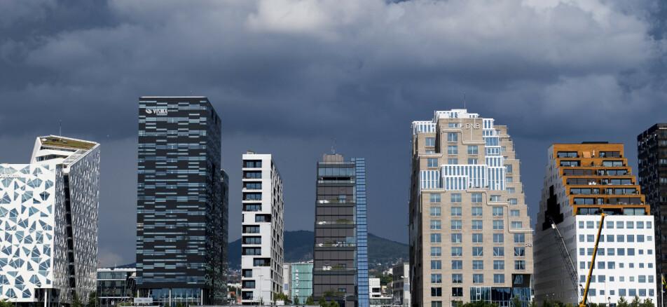 DOMINANS: Hjemmeadressen til styremedlemmer i statseide aksjeselskaper gir grunn til bekymring, mener Sp-profil Geir Pollestad. Foto: Jon Olav Nesvold / NTB scanpix
