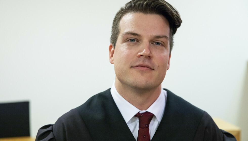 Politiadvokat Daniel Sollie i Økokrim. Foto: Tore Meek / NTB scanpix