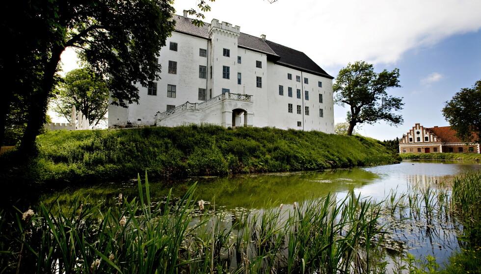 LIDER ØKONOMISK: Dragsholm slott drives som restaurant og hotell. Foto: Kristian Ridder-Nielsen / Dagbladet