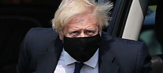 Tordner mot Storbritannia: - Dritt lei