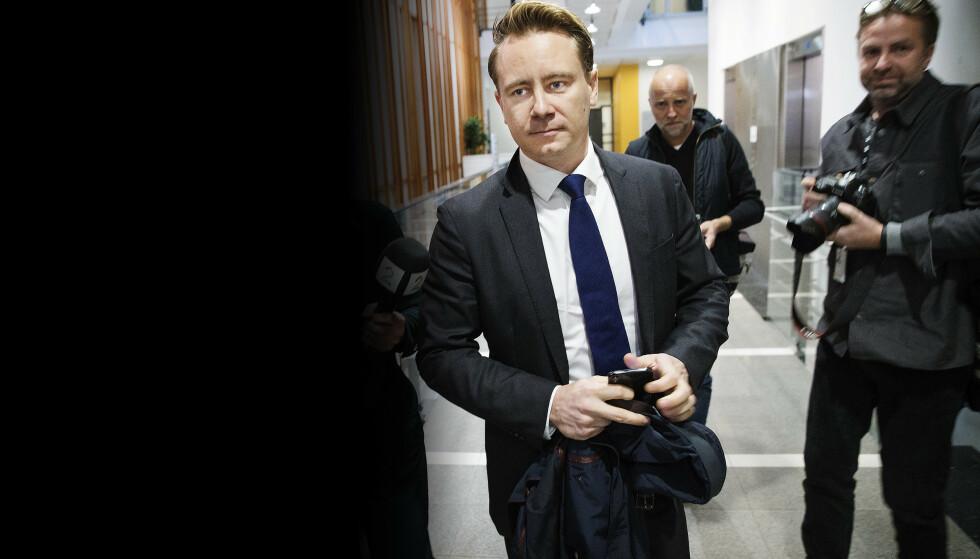 SØNN: Kristian Monsen Røkke har kjøpt hytta. Foto: Henning Lillegård / Dagbladet