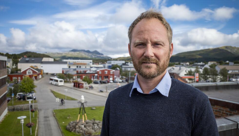 TOMME ORDREBØKER - SKIFTERETTEN NESTE: Reiselivet i Vestvågøy har flere arbeidsplasser enn havbruke, fiskeri og jordbruk tilsammen, sier ordfører Remi Solberg. Foto: Lars Eivind Bones / Dagbladet.