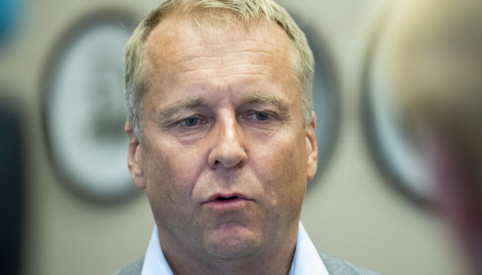 BEKYMRET: Ordfører i Indre Østfold kommune Saxe Frøshaug mener nordmenn mister den gode kø-kulturen når de er på kjøpesentre i Sverige. Foto: Terje Pedersen / NTB scanpix