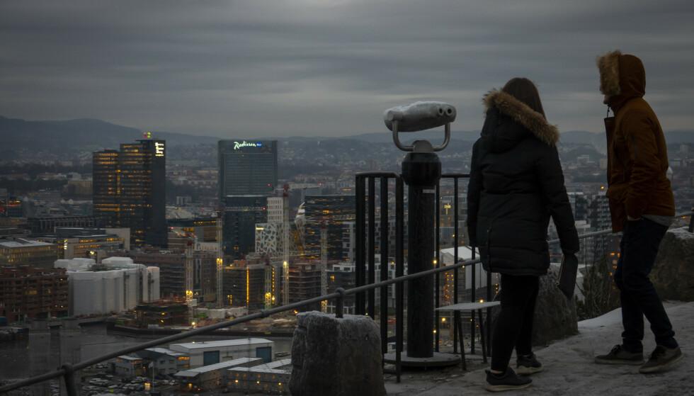 UT I KULDEN: Oslo gjør fortsatt mye riktig, men makter ikke å forsvare tittelen i kommune-NM. Foto: Heiko Junge / NTB scanpix