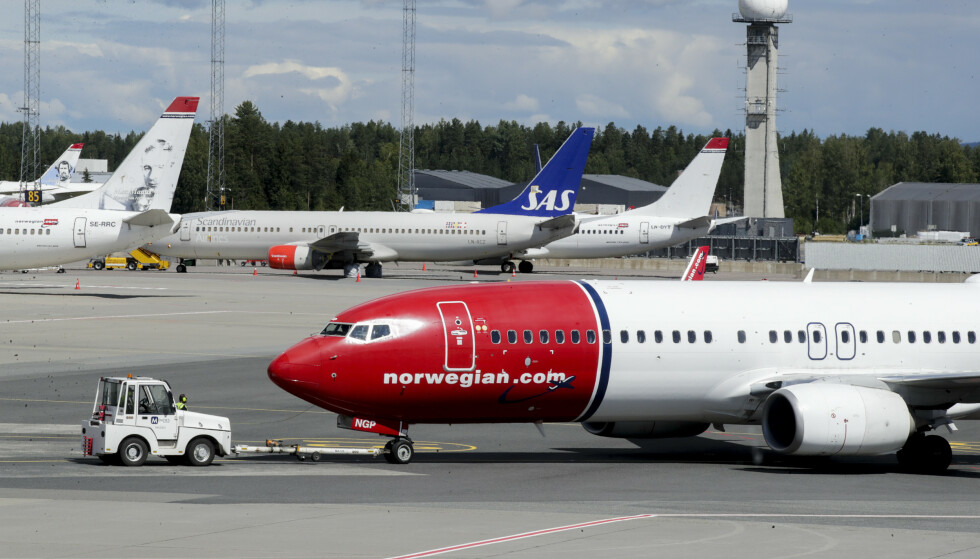 <strong>TAR GREP:</strong> Norwegian bekrefter at ytterligere titalls ansatte nå permitteres. Foto: Vidar Ruud / NTB scanpix