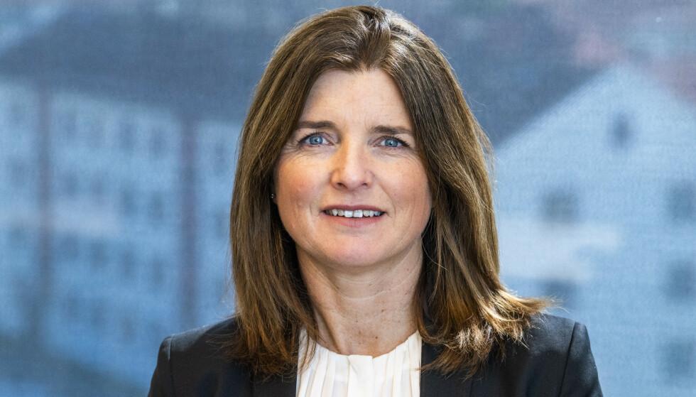 NY JOBB: Nina Schanke Funnemark blir ny direktør i Skatteetaten. Foto: Håkon Mosvold Larsen / NTB scanpix