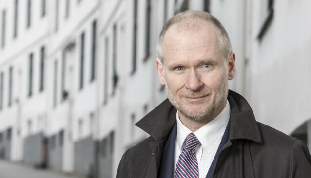 NEPPE: Administrerende direktør Henning Lauridsen i Eiendom Norge ser ikke helt hvordan bolig-gambling på selgers død vil kunne slå an i Norge. Foto: Ole Berg-Rusten, NTB scanpix