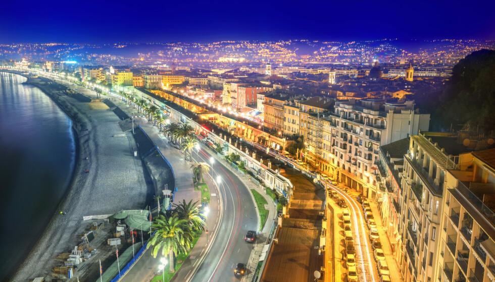 FRANSK DRØM: Drømmer du om en leilighet langs strandpromenaden i Nice, kan du sjekke ut om en helt spesiell fransk måte å kjøpe bolig på gjør at du får råd til å realisere drømmen. Valery Bareta / Shutterstock / NTB scanpix
