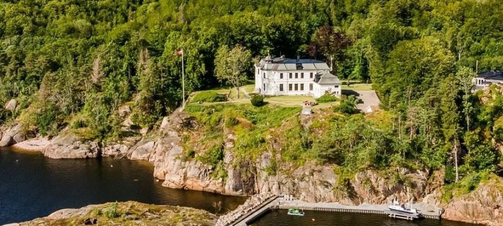 Villa med «mørk historie» solgt