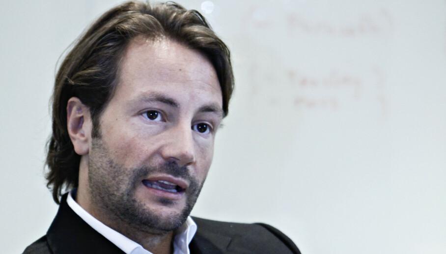 TILSTO: Eiendomsinvestor Runar Vatne ble tatt for råkjøring i slutten av august. Nå har han fått dommen. Foto: Anette Karlsen / NTB