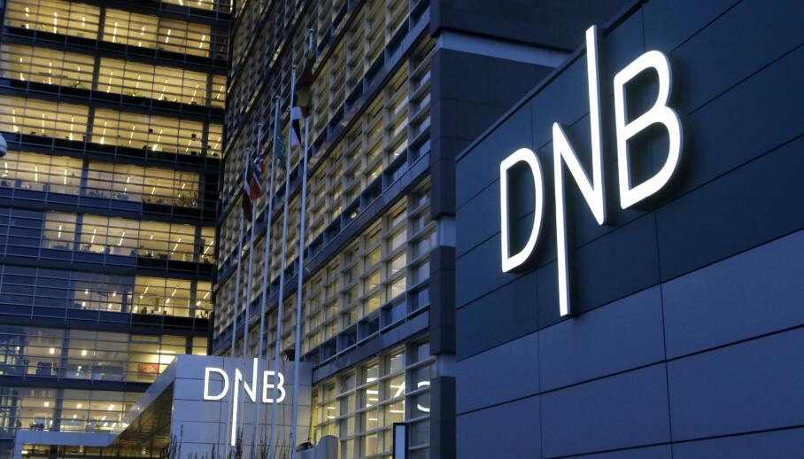 DNB: Amerikanske banker har varslet om 1 milliard kroner som er sluset gjennom ulike DNB-kontoer, ifølge Aftenposten. Foto: Ints Kalnins / Reuters / NTB