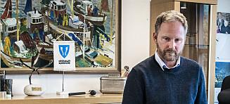 Ordførerens firma tapte over 90 prosent