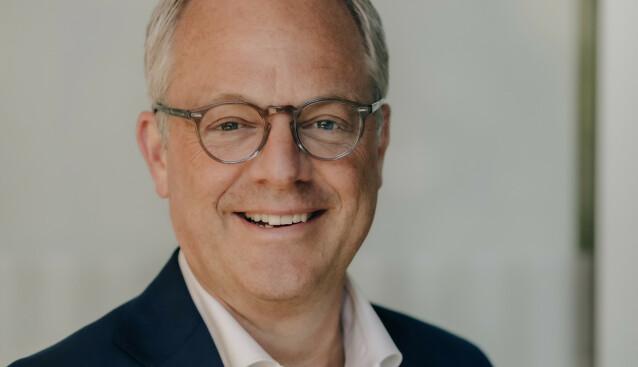 <strong>MODIG:</strong> Abelia-direktør Øystein Eriksen Søreide er en modig mann, mener Norske Selskab-refser Ellen Arnstad. Foto: Ilja C. Hendel