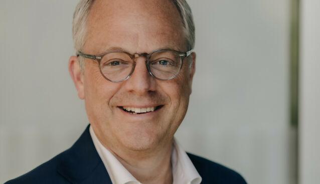 MODIG: Abelia-direktør Øystein Eriksen Søreide er en modig mann, mener Norske Selskab-refser Ellen Arnstad. Foto: Ilja C. Hendel