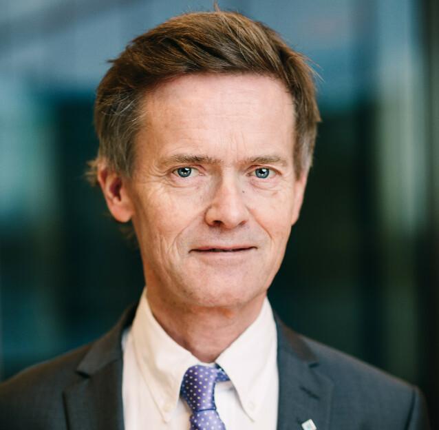 KRITISK TIL STREIKEUTTAK: Administrerende direktør i NHO Transport, Jon Stordrange. Foto: NHO Transport