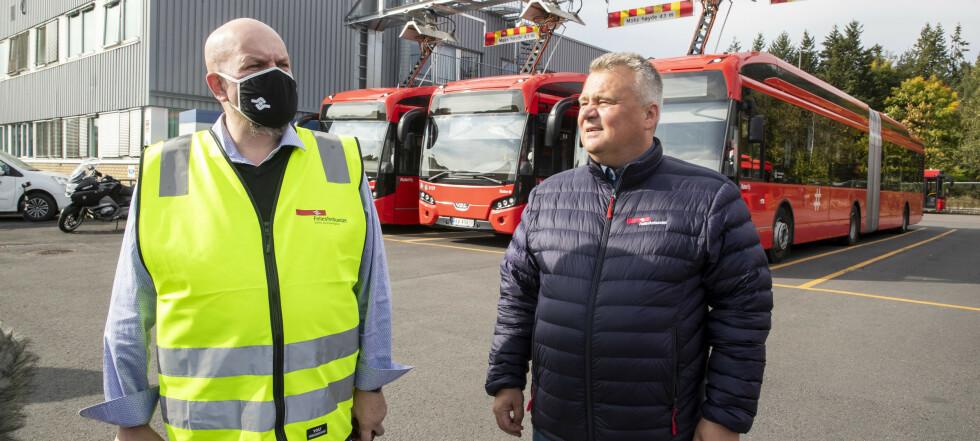 Bussdirektørenes lønnsfest: - Perverst