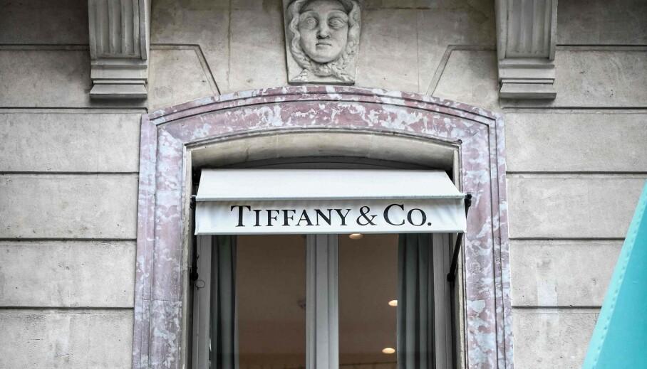 <strong>FULL STRID:</strong> Tiffany &amp; Co saksøkte LVHM tidligere denne måneden. Nå er de selv blitt møtt med et søksmål. Foto: STEPHANE DE SAKUTIN / AFP / NTB
