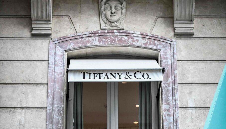 FULL STRID: Tiffany & Co saksøkte LVHM tidligere denne måneden. Nå er de selv blitt møtt med et søksmål. Foto: STEPHANE DE SAKUTIN / AFP / NTB