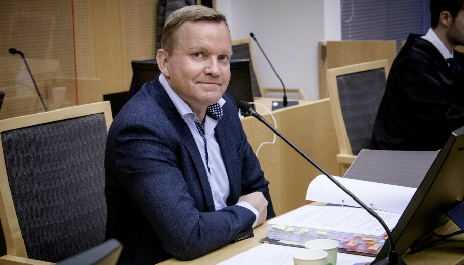 AVFEID: Investor og Europris-arving Dag Høili (51) ville ha erstatning fra Aktiv Eiendomsmegling Orlin & Partnere på 10 millioner kroner. Det sier dommeren i Oslo tingrett blankt nei til. Foto: Lars Eivind Bones / Dagbladet