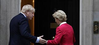 EU tar rettslige skritt mot Storbritannia