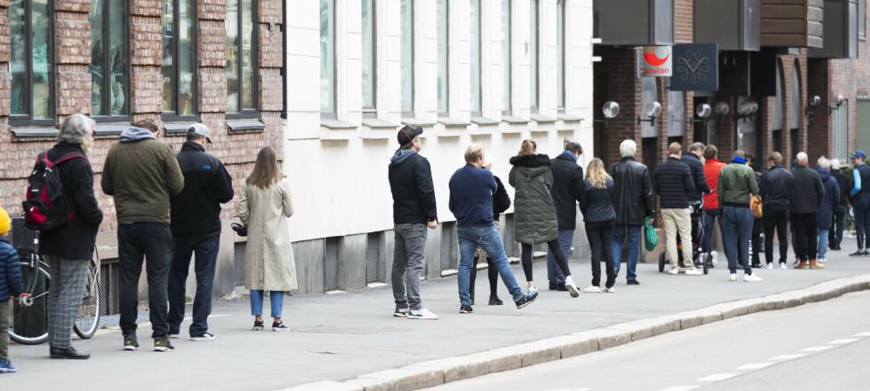 Norge splittet i to: - Urettferdig