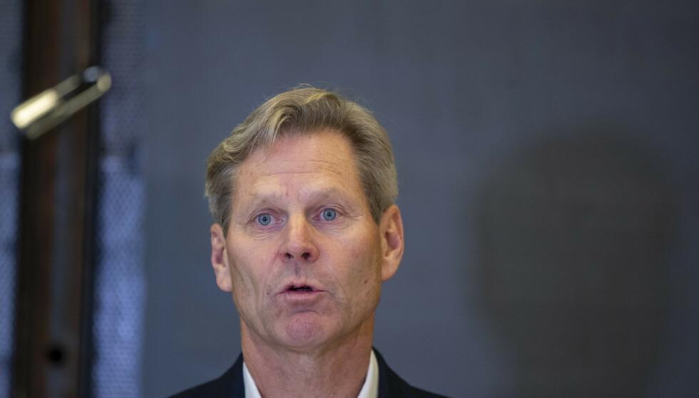 SATSER: Erik G. Braathen er med på å etablere et nytt flyselskap i Norge. Foto: Terje Pedersen / NTB