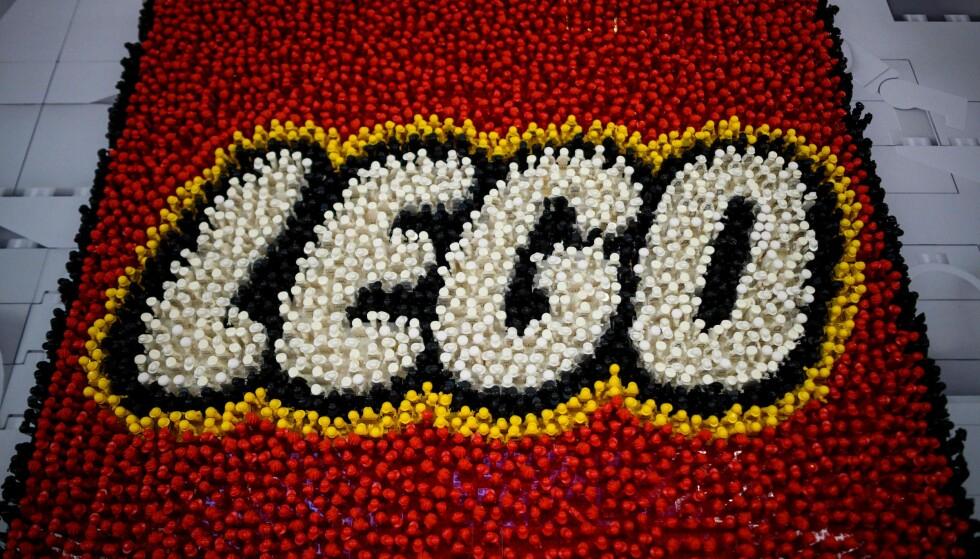 DØD: Tidligere Lego-topp Mogens Johansen er død. Foto: Johannes Eisele / AFP