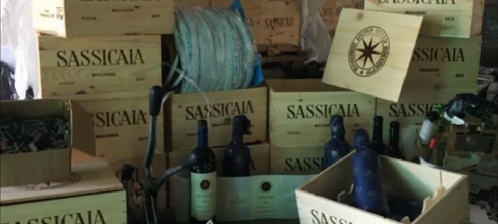 Italienske vinsvindlere pågrepet