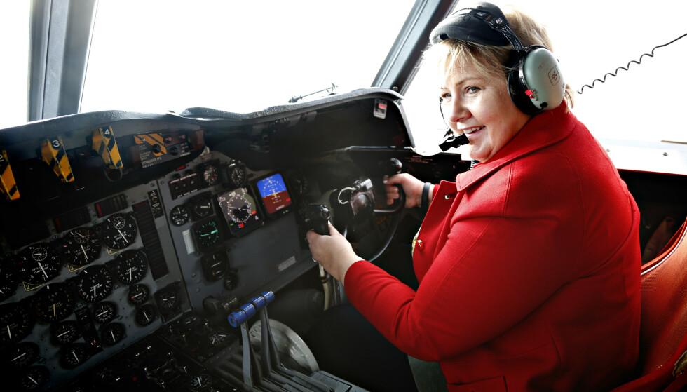 VENTER: Regjeringen har ikke ønsket å legge fram en kompensasjonsordning for norsk luftfart, før Norwegian er i mål med sin rekonstruksjonsprosess. Foto: Marte Christensen / NTB
