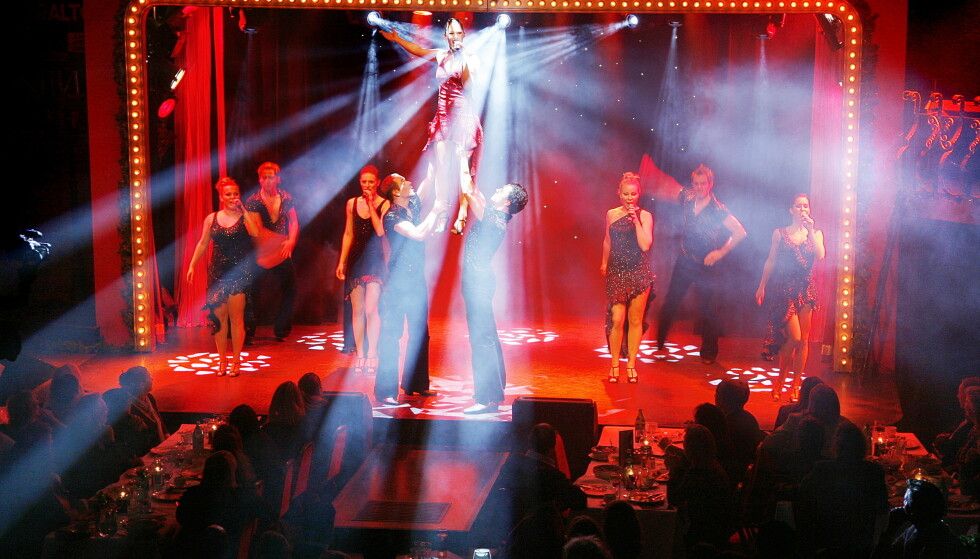 - KRISE: Wallmans restaurant, med sitt musikkshow og dans, er et ettertraktet sted å arrangere julebord. Nå frykter daglig leder at de står overfor en katastrofal sesong. Foto: Agnete Brun / Dagbladet