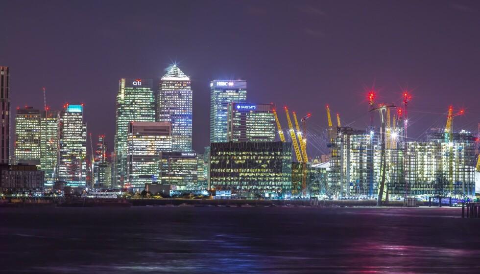 KRISE: Økonomene spår krise for britisk økonomi med en avtaleløs brexit. Foto: Best Shot Factory / REX / NTB