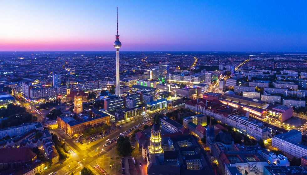 TAP: Både Tyskland, her representert ved Berlin, og resten av Europa opplever en økonomisk tilbakegang man knapt har sett maken til i historien. Foto: Shutterstock/NTB